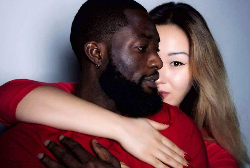 interracial online dating